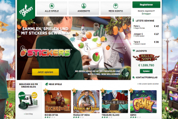 Bargeldpreise in Höhe von 5.000€ gewinnen im Mr Green Casino